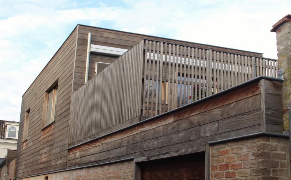 Extra verdieping ralus - Moderne verdieping ...