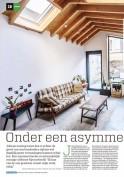 Een artikel in Het Nieuwsblad over een project van Ralus Brugge