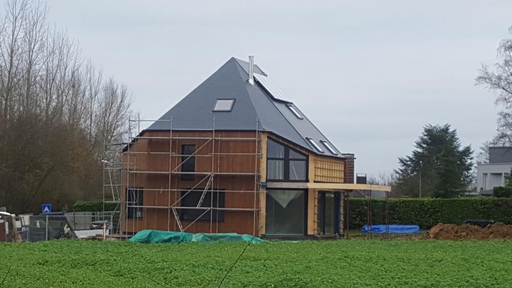 Construction neuve basse nergie ralus for Energie d une maison
