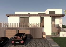 Aanbouw van een extra verdieping in houtskeletbouw