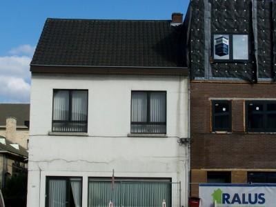 Renovatie met houtskeletbouw in Houthalen-Helchteren