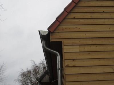 Aanbouw / bijgebouw in houtskeletbouw in Merelbeke