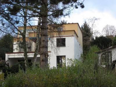 Totaalrenovatie, nieuwbouw en aanbouw in houtskeletbouw in Beersel