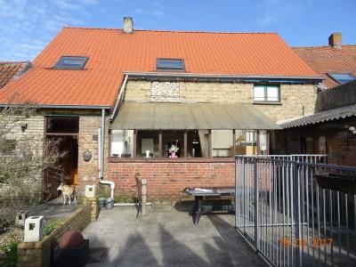 Aanbouw bijgebouw in houtskeletbouw in Diksmuide
