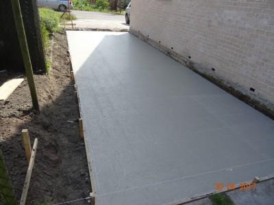 Aanbouw bijgebouw in houtskeletbouw in Zulte
