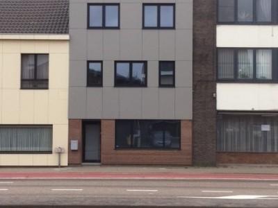 Extra verdieping en aanbouw / bijgebouw in houtskeletbouw in Houthalen-Helchteren