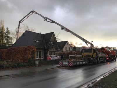 Aanbouw / bijgebouw in houtbouw in Antwerpen