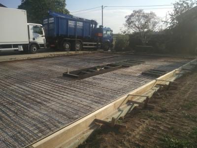 Aanbouw / bijgebouw in houtskeletbouw in Essene