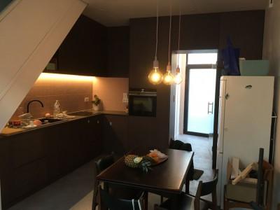 Renovatie en aanbouw / bijgebouw in Gent