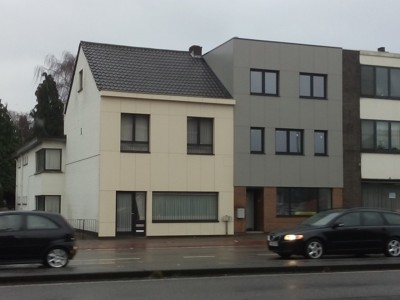 Houtskeletbouw in Houthalen-Helchteren