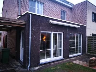 Aanbouw / bijgebouw in houtskeletbouw in Oostmalle