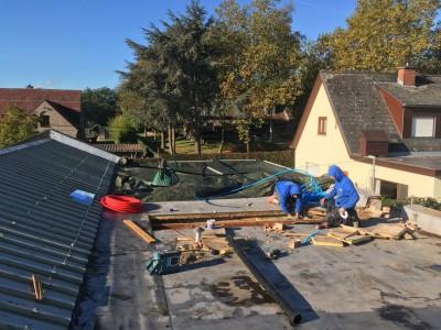 Extra verdieping in houtskeletbouw als zorgwoning